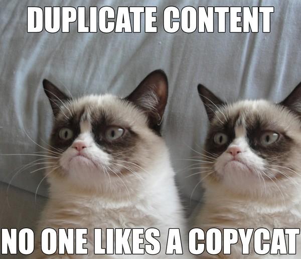 Halte au copier-coller !